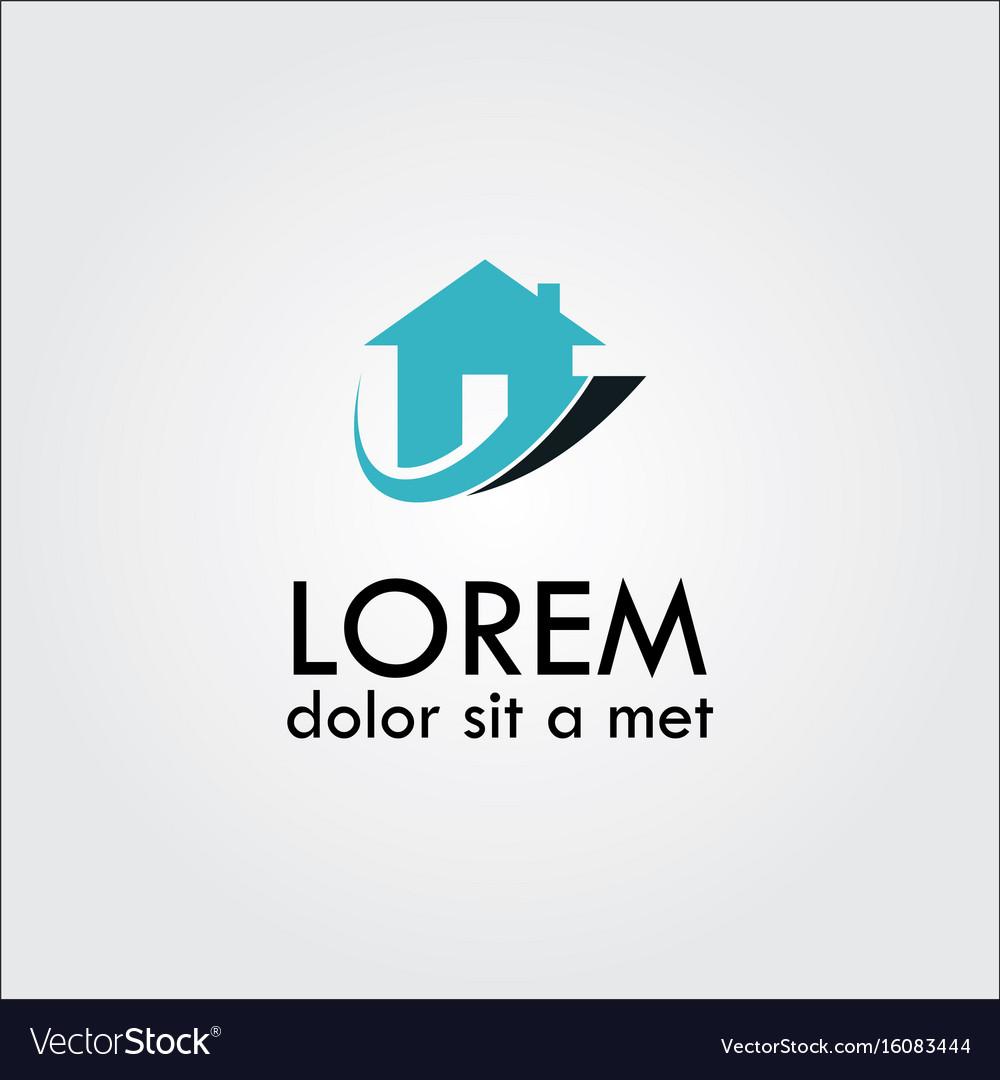 House logo