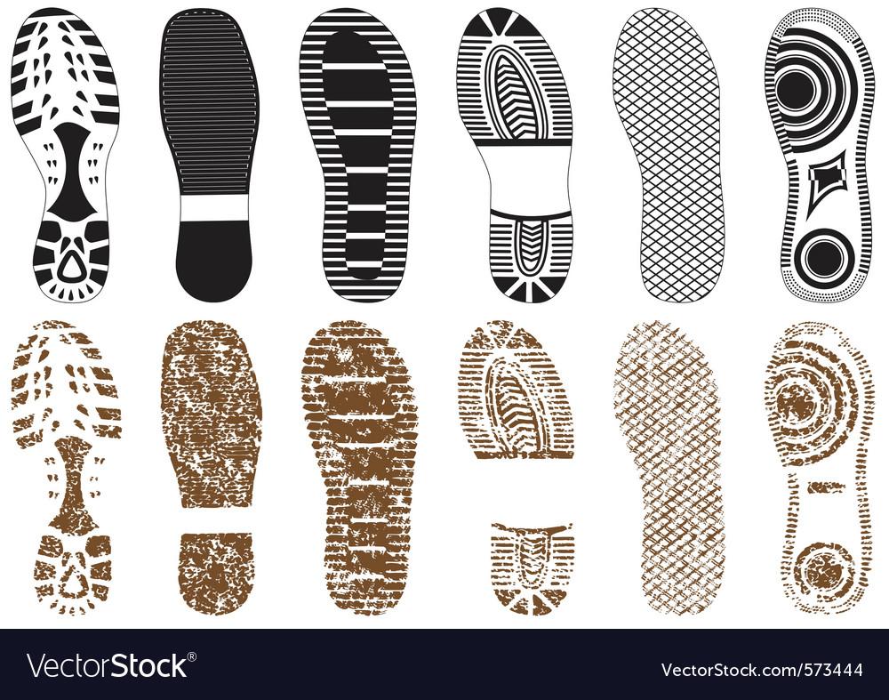 Set footprints