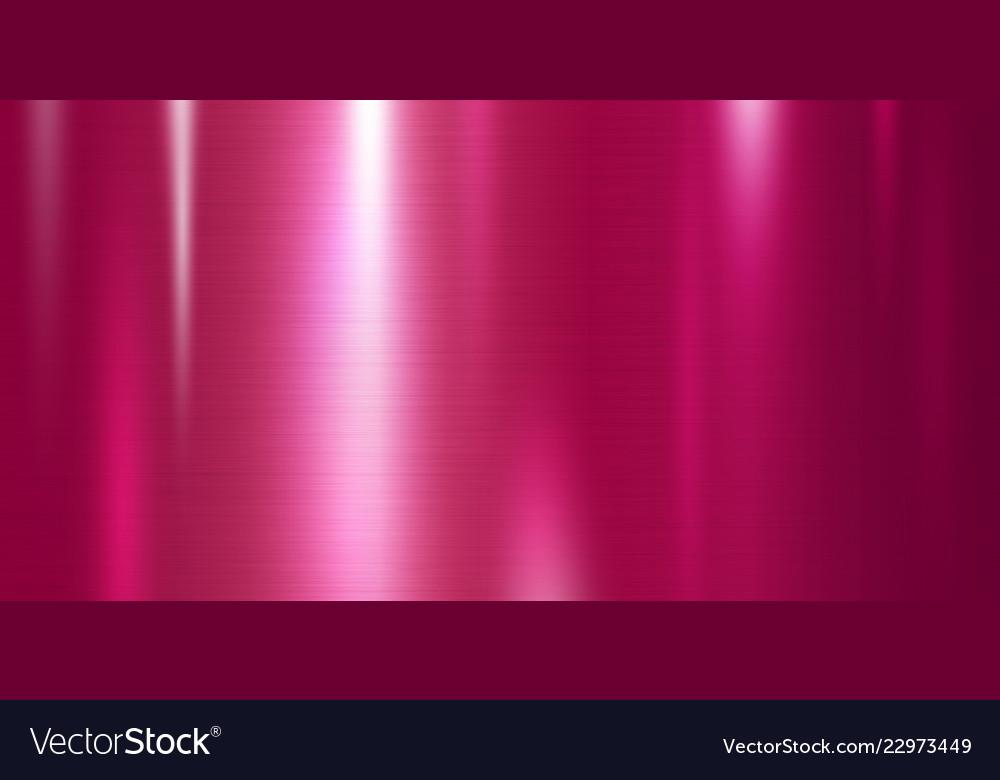 Pink metal texture background