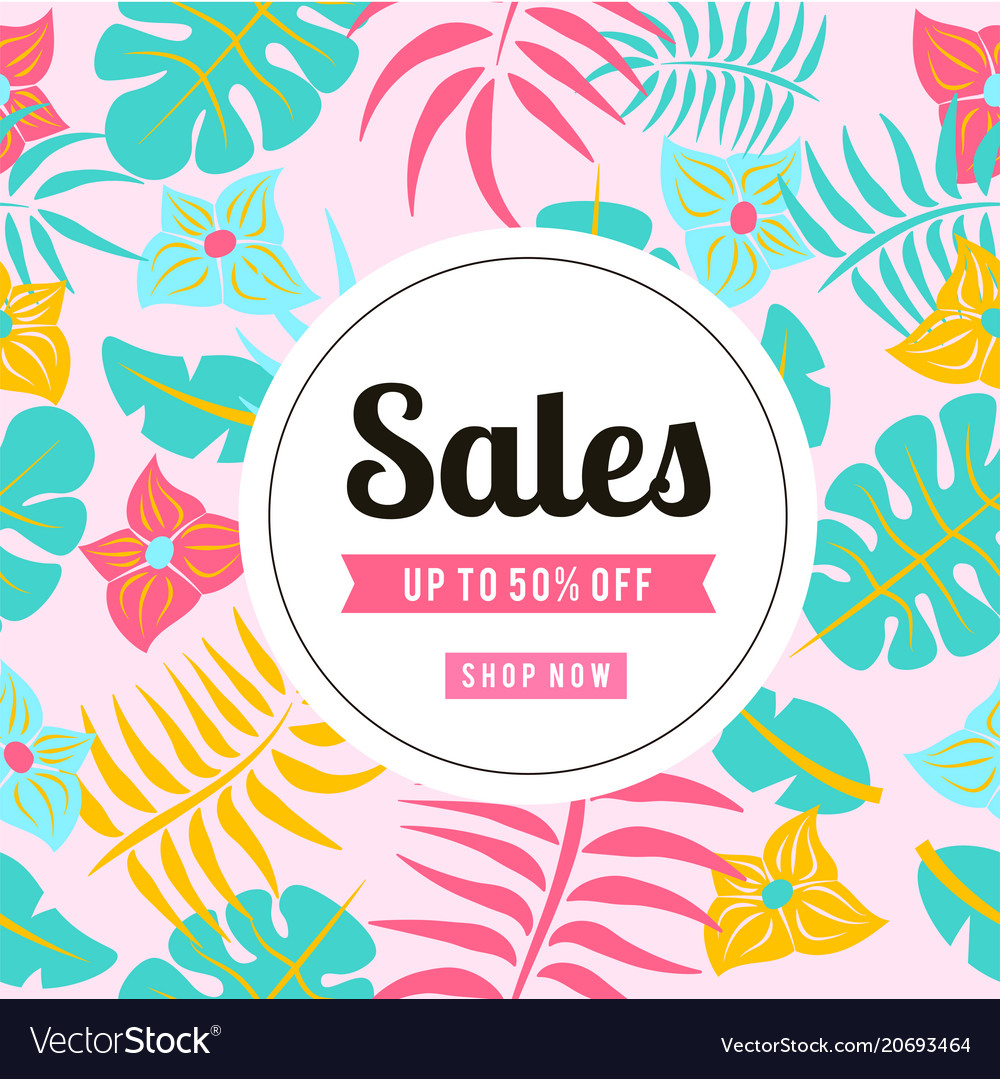Sale up to 50 off shop now flowers leaves backgro