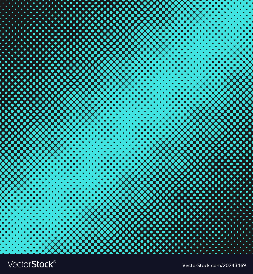 Simple halftone circle background pattern design