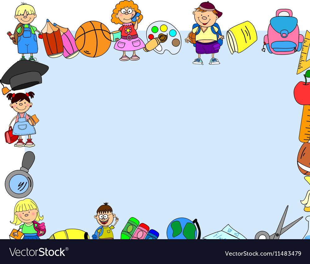 Школа веселые картинки для детей шаблоны, спасибо всем
