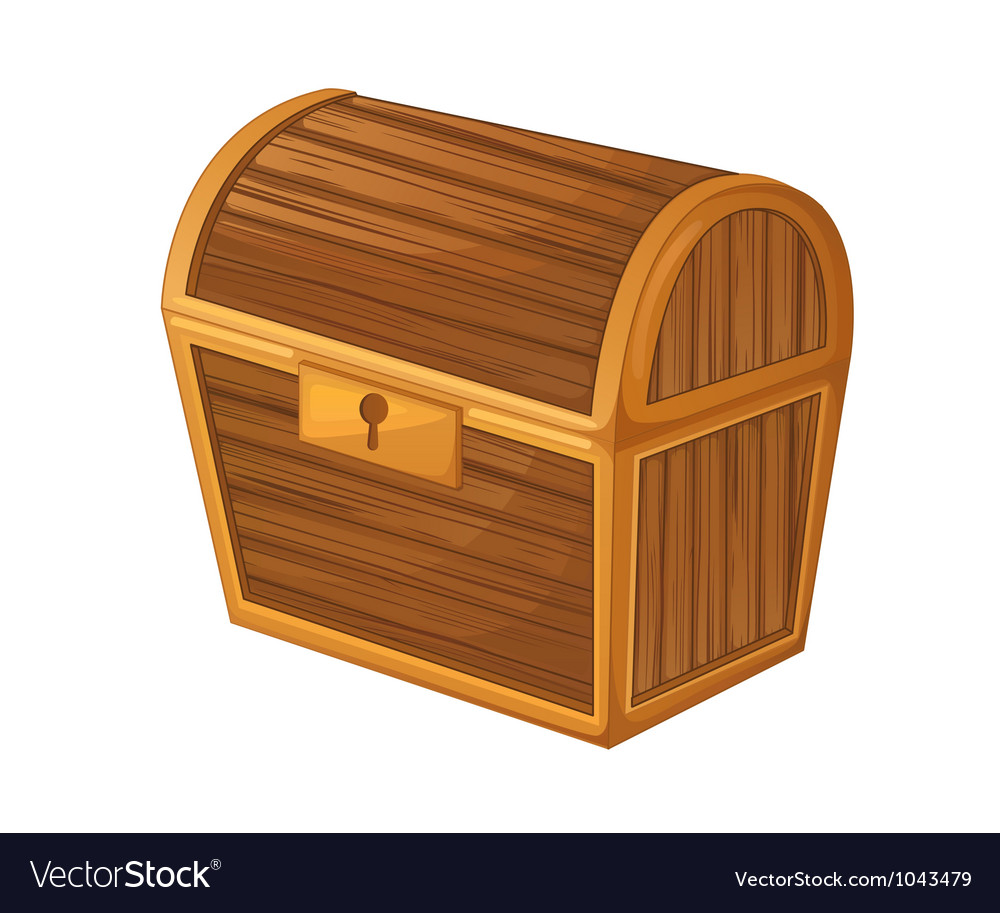 Treasure Chest >> Treasure Chest Royalty Free Vector Image Vectorstock