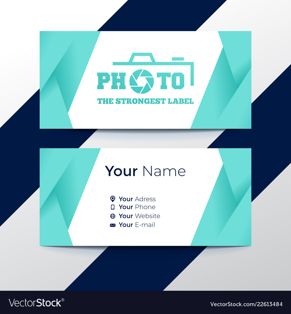 Creative and professional business card design