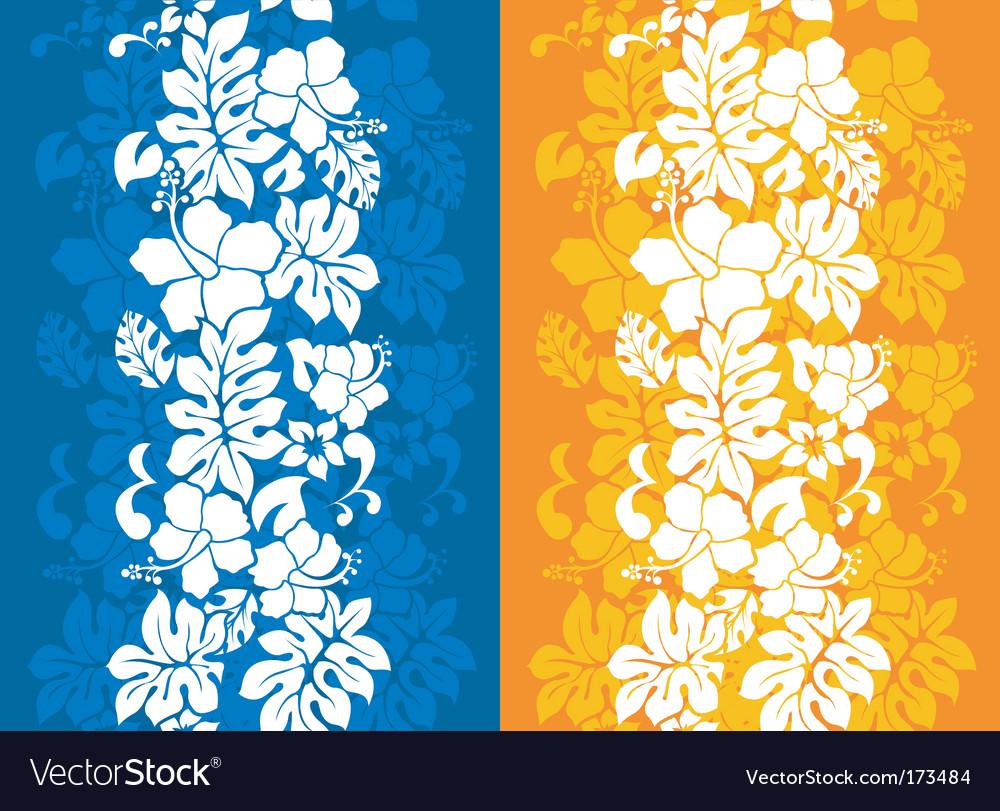90 hawaiian flower design background floral seamless