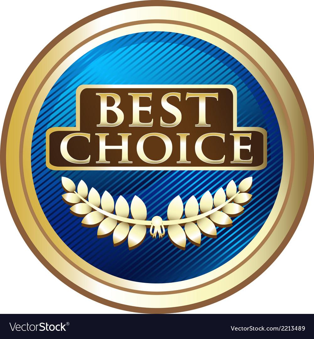 Best Choice Blue Label
