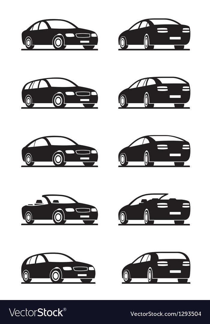 Popular cars in perspective