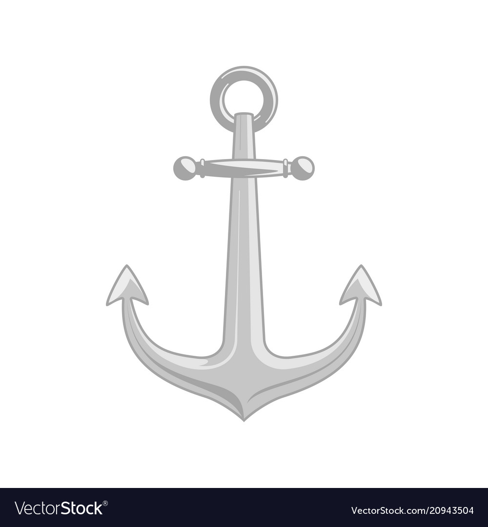 Ship anchor