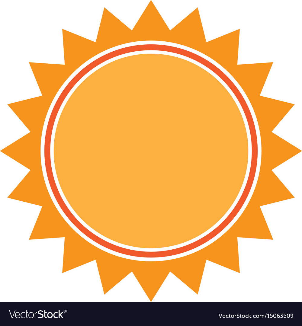 sun light energy sunlight symbol royalty free vector image rh vectorstock com vector sunrise vector sunset