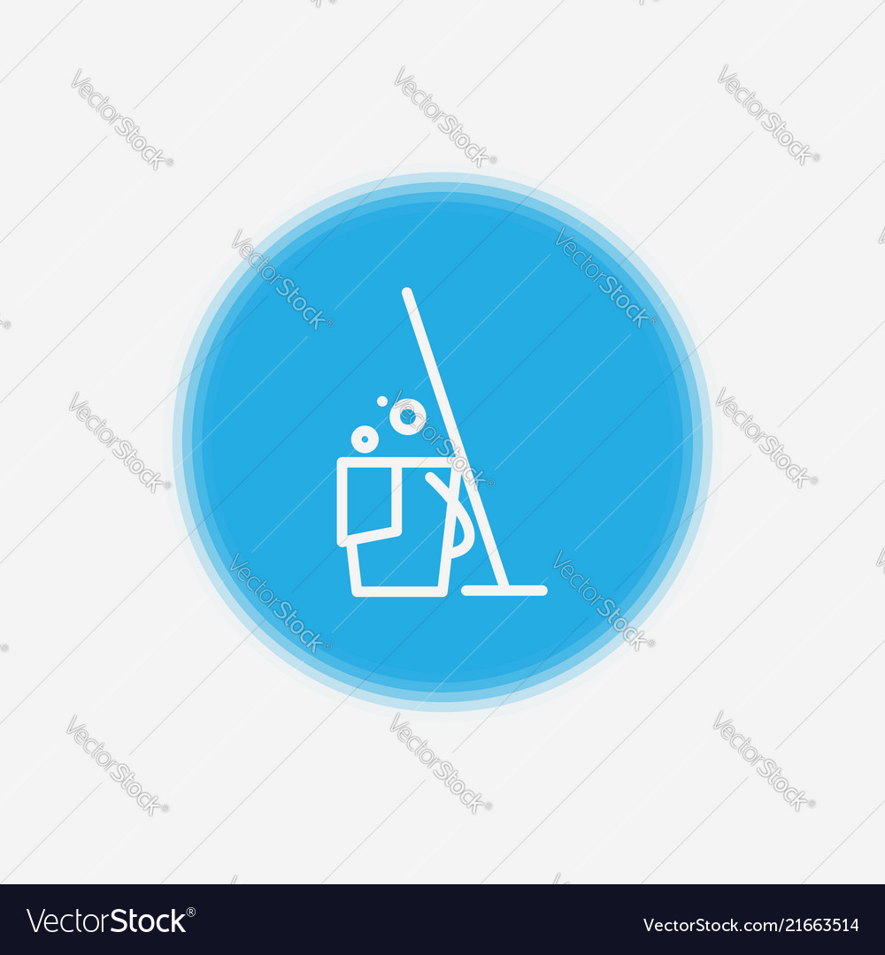 Cleaning icon sign symbol