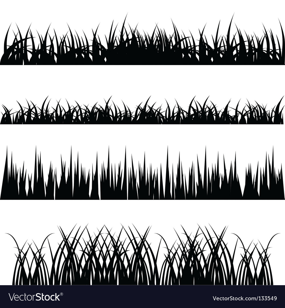 grass royalty free vector image vectorstock rh vectorstock com grass vector to raster grass factory oxford