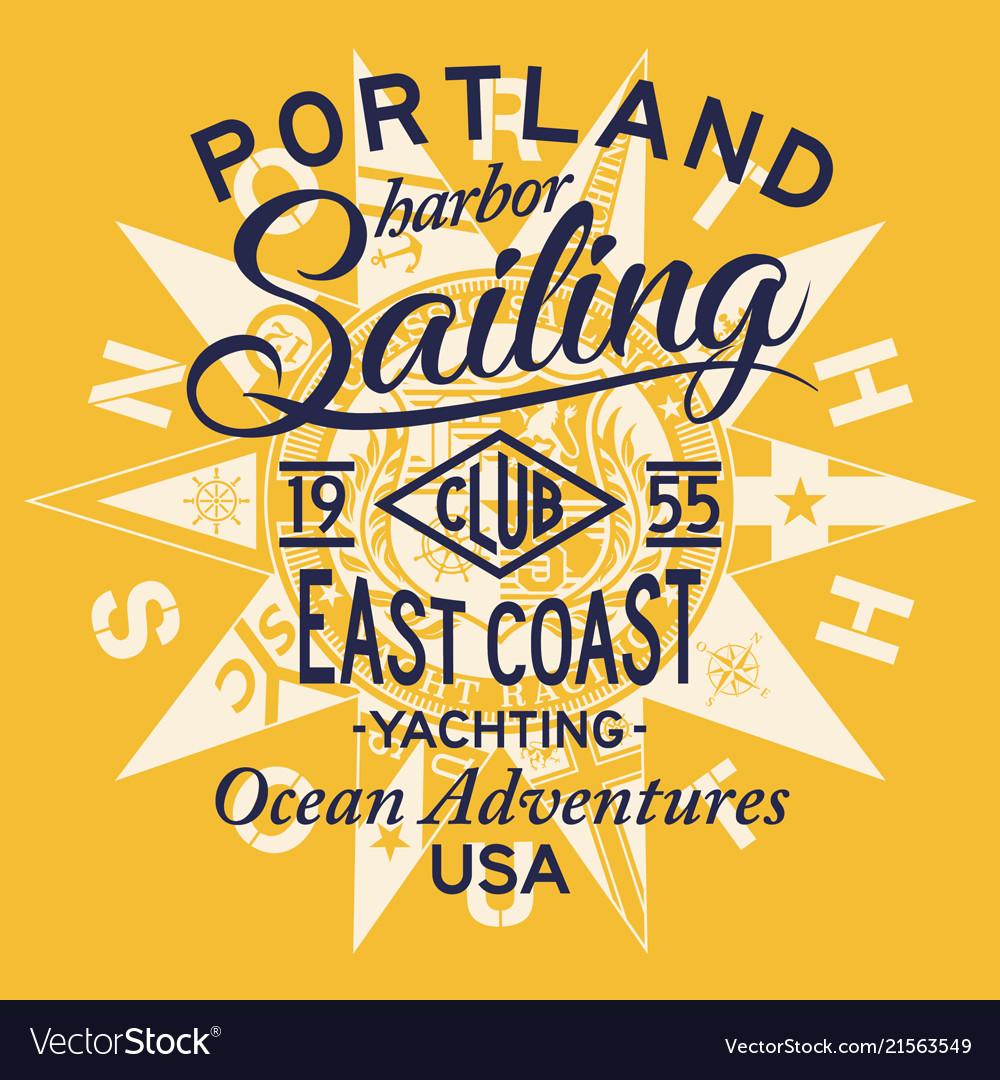 Sailing east coast yacht club