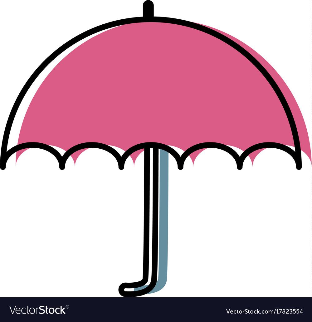 Umbrella weather protection