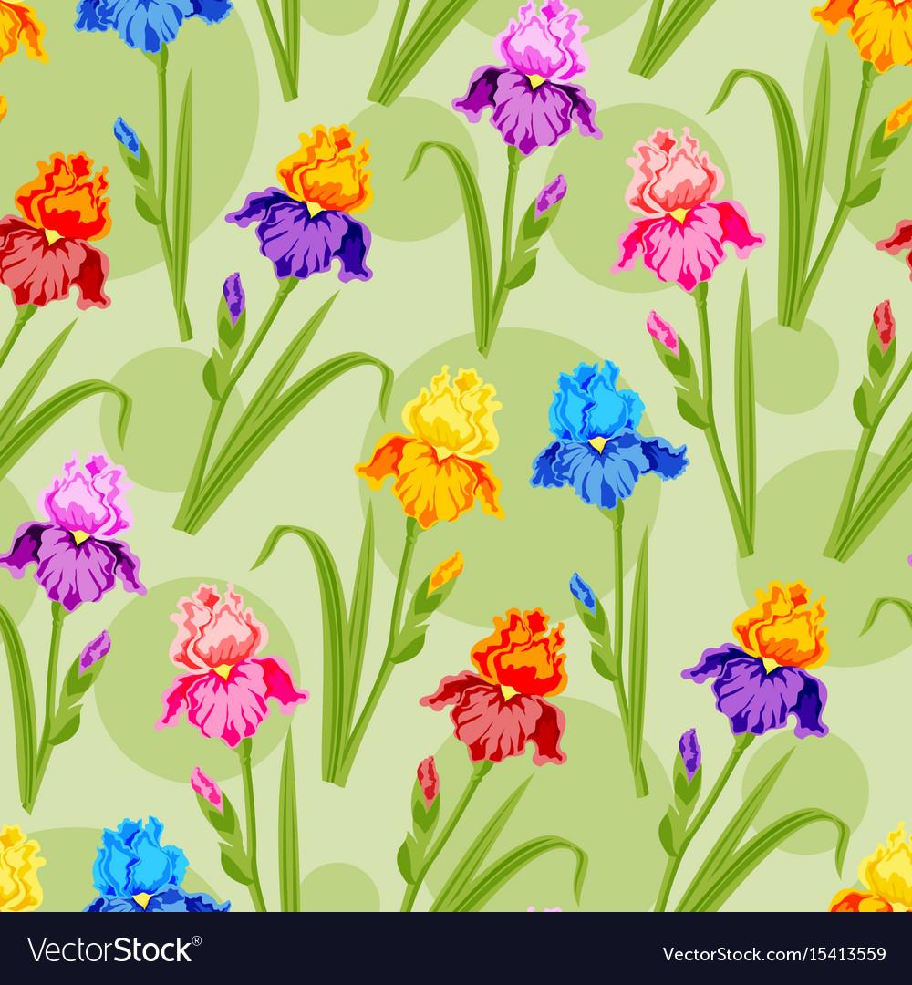 Beautiful watercolor flower set handmade style