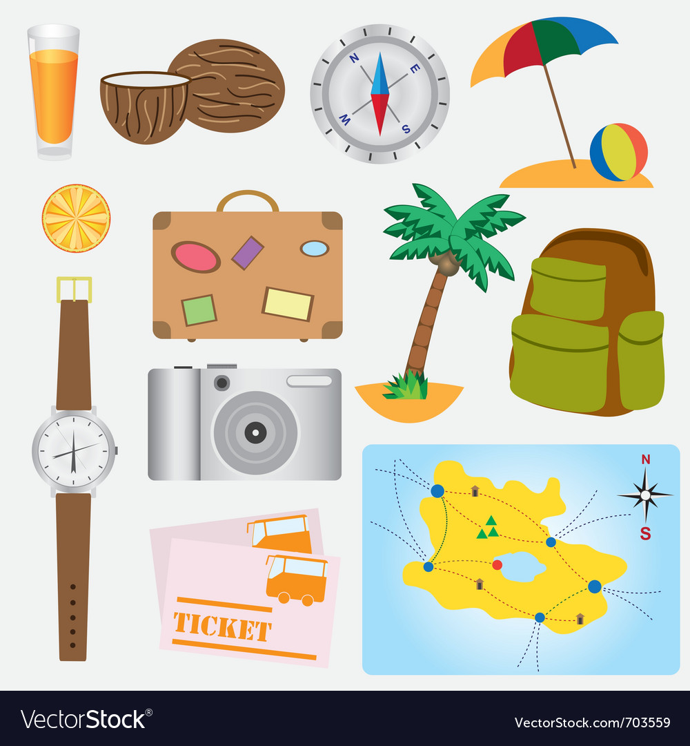 Vacation objects