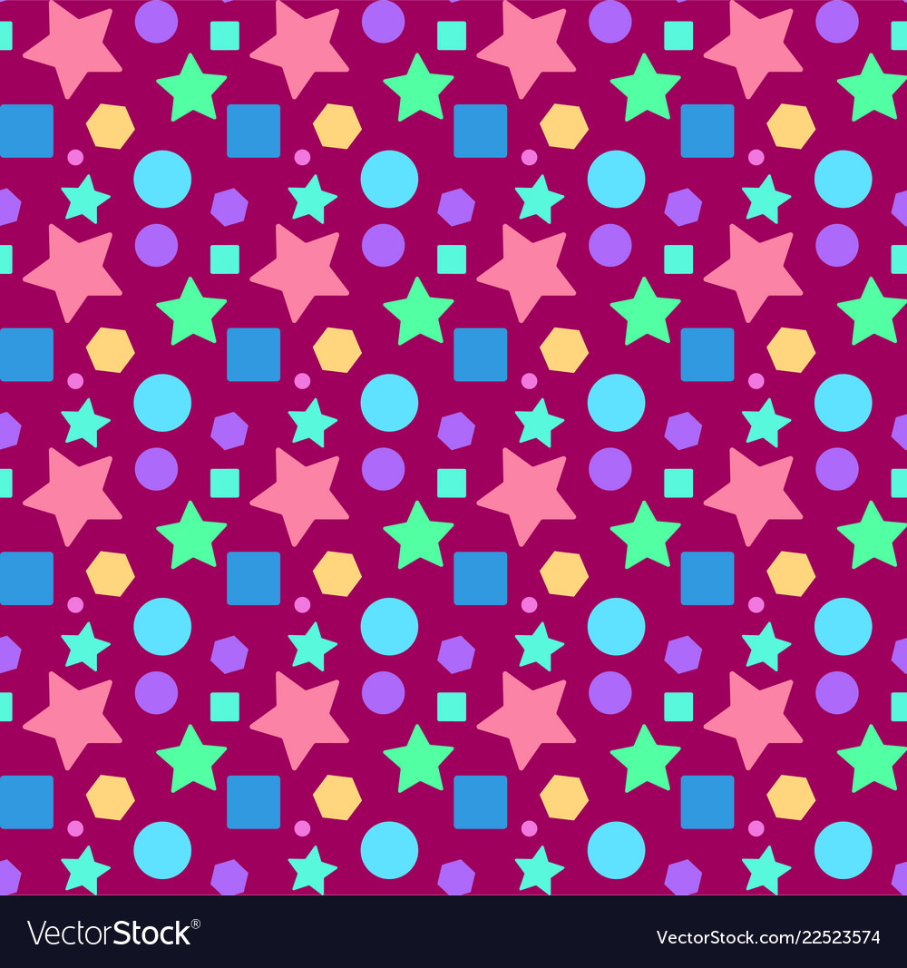 Seamless repeating pattern from different