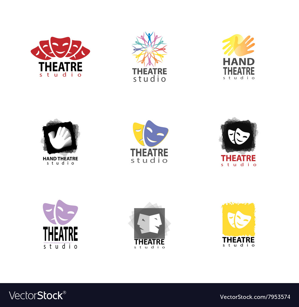 Set Of Theatre Studio Logo