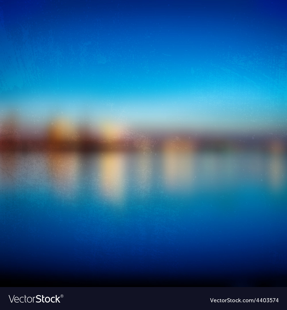 The Night Seaport