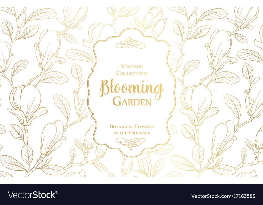 White invitation card design