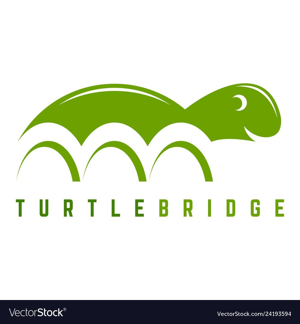 Turtle bridge logo