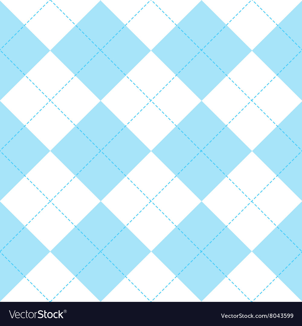 stock oktoberfest background and checkered white pattern blue vector on diamond diamonds seamless image