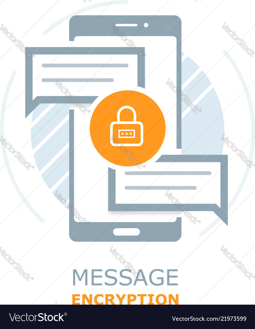 Mobile message encryption