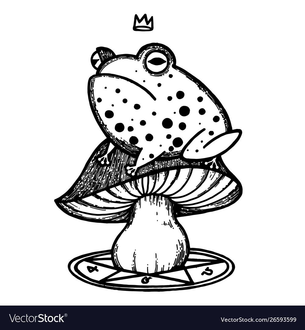 Mushroom Tattoo Best Tattoo Ideas