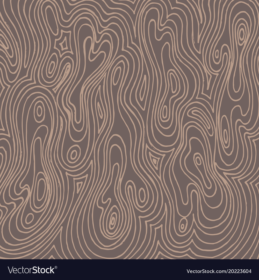 Abstract background with imitation wood texture vector image