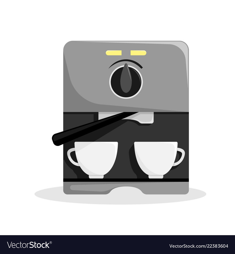 Carob coffee machine for home