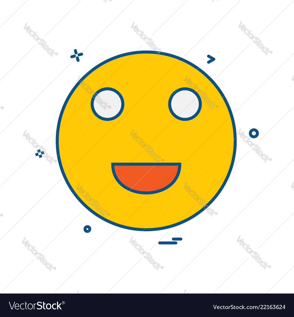 Emoji icon design