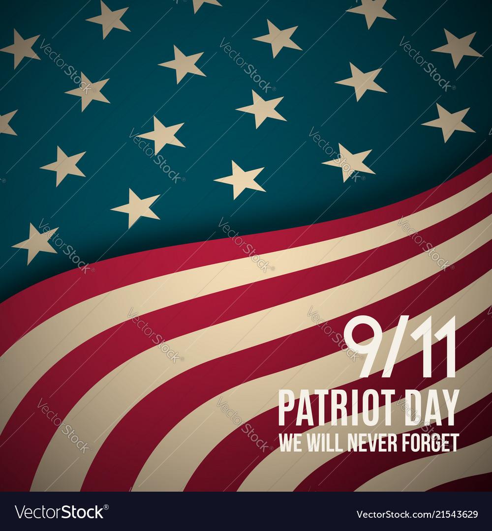 911 patriot day background usa patriot day