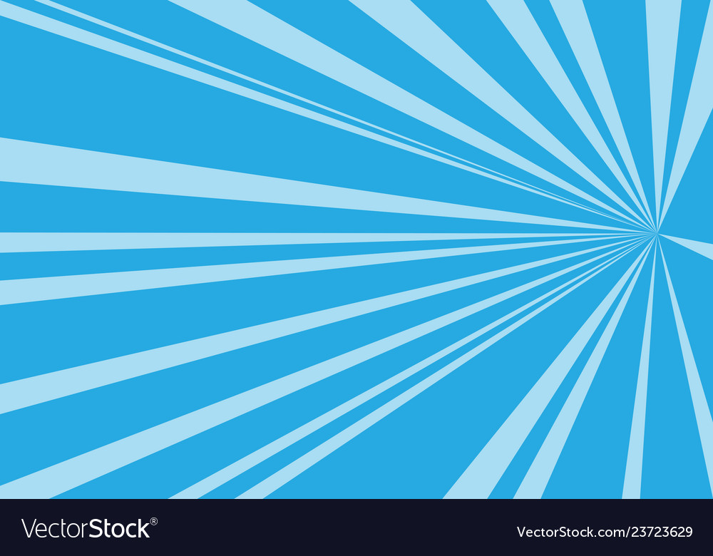Abstract blue tone speed zoom direction