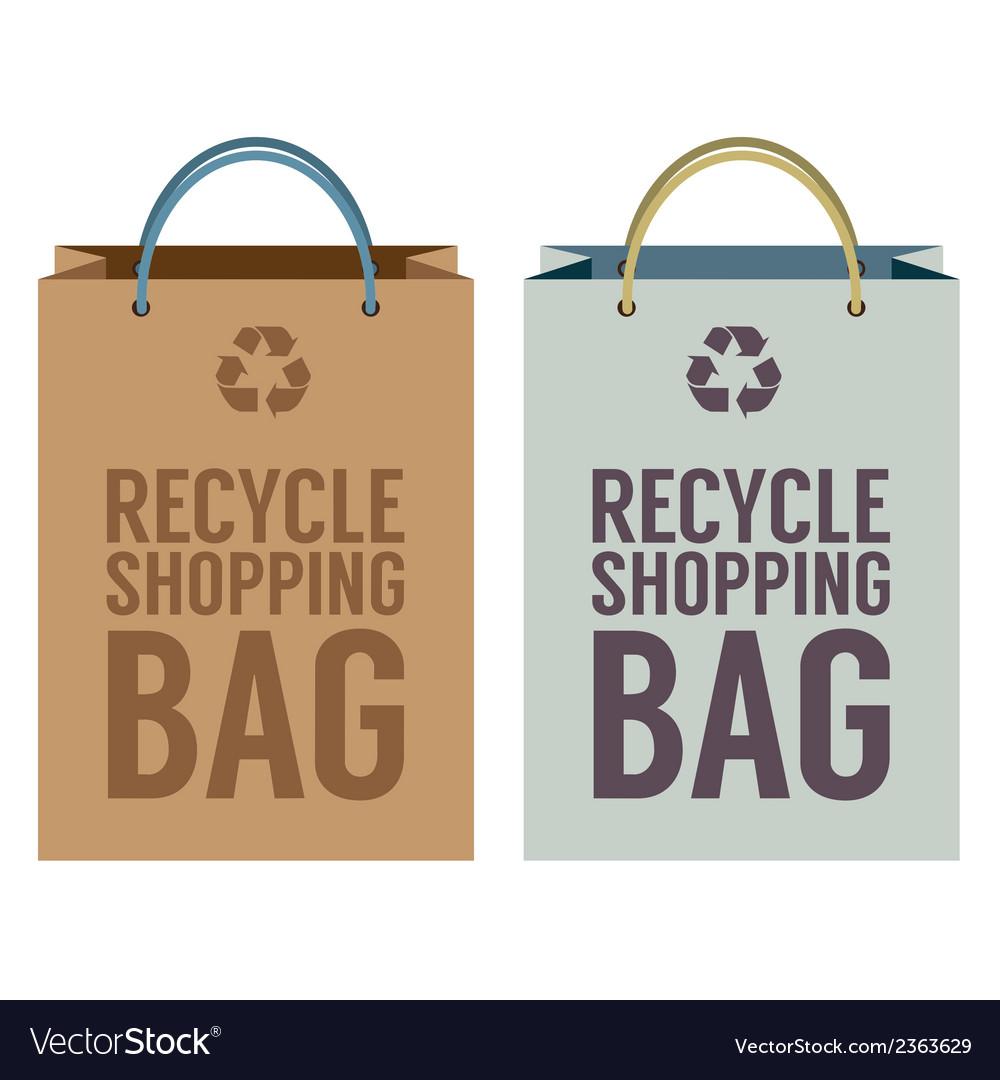 Recycle Paper Bag