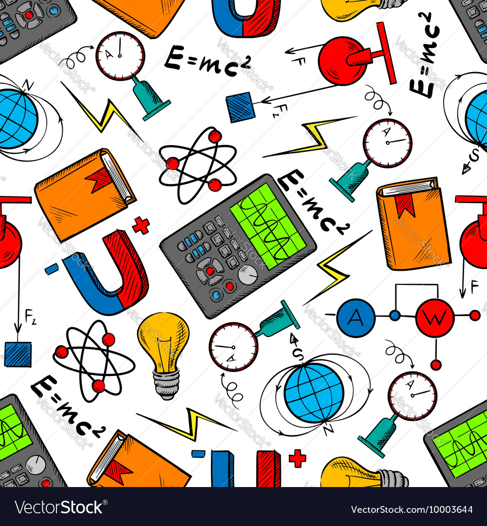 Clip Art Science Design Background