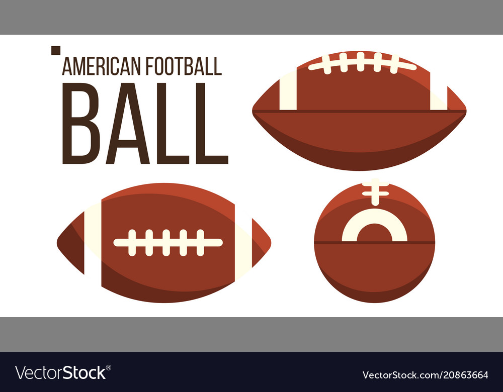 American football ball rugby sport