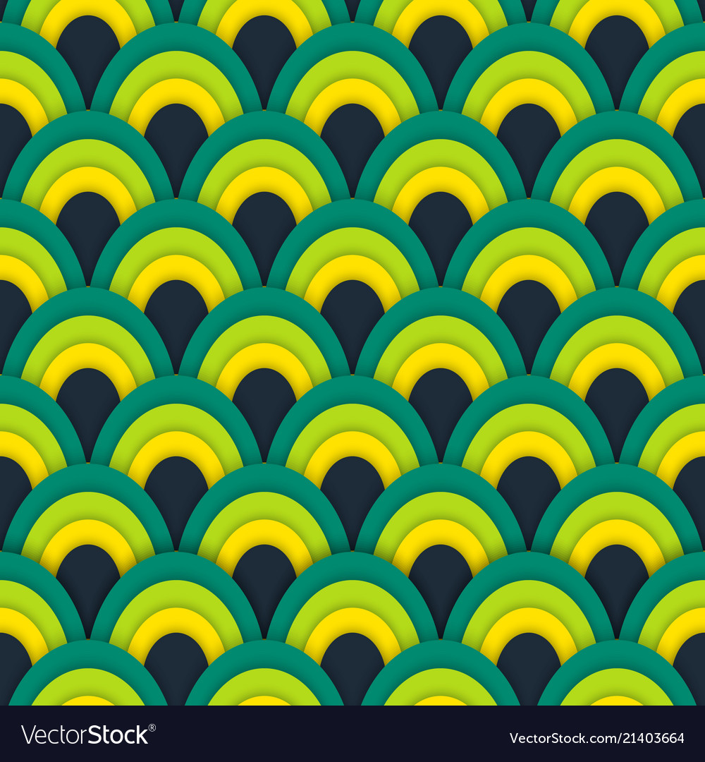Asian seamless abstract pattern