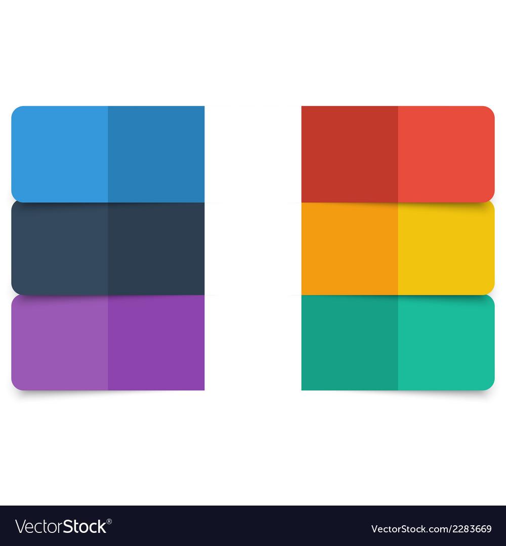 Flat design concept Design