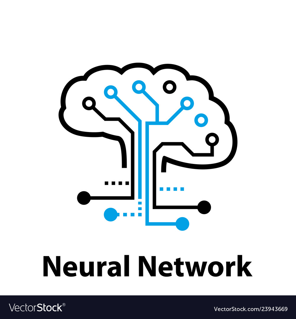 Neural network concept connected cells with links