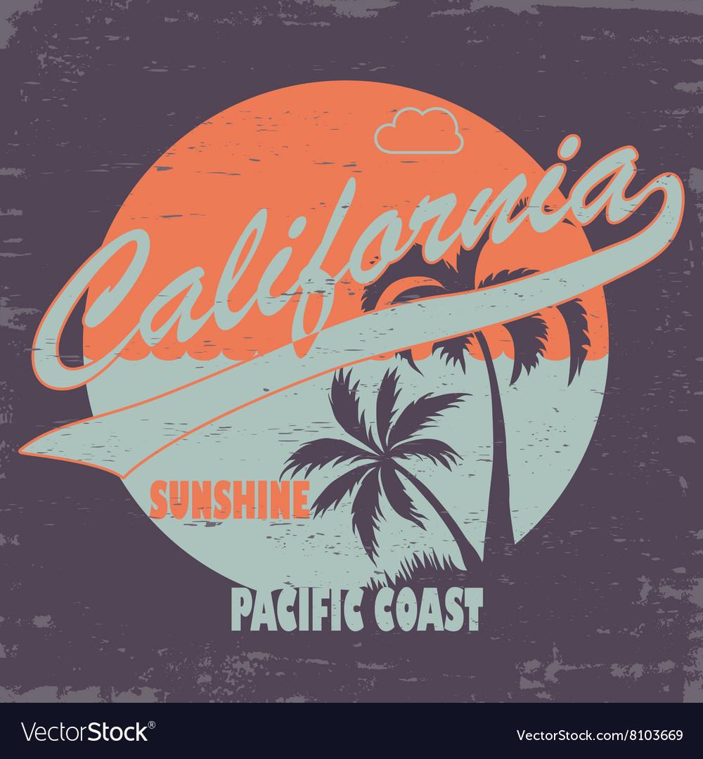 Summer t-shirt graphic design