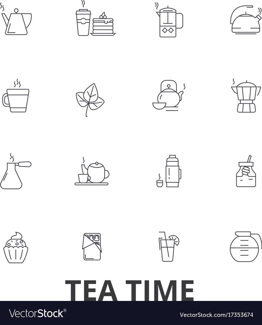 Teatime tea teacup cafe tea party afternoon