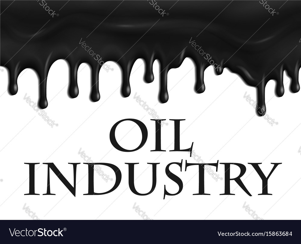 Poster for oil and gas industry