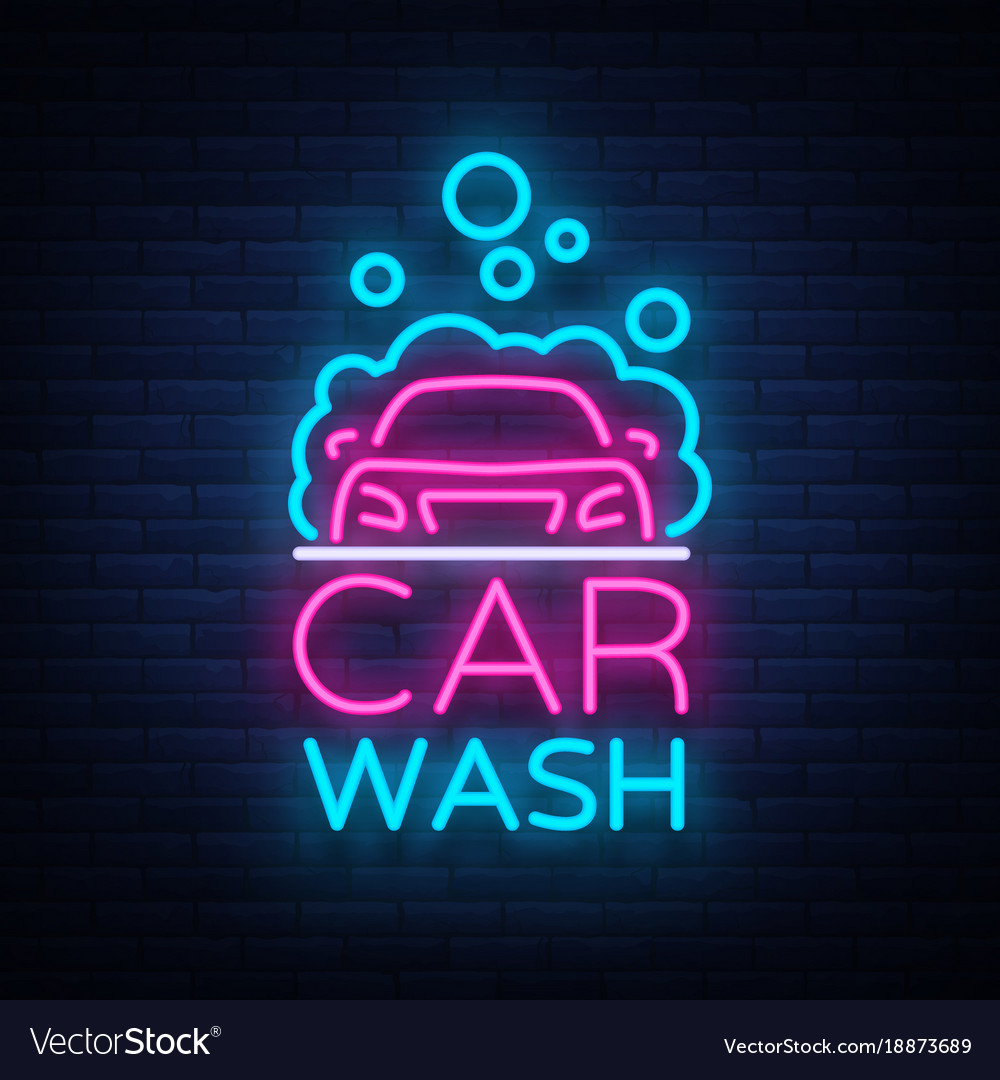 Wash A New Car