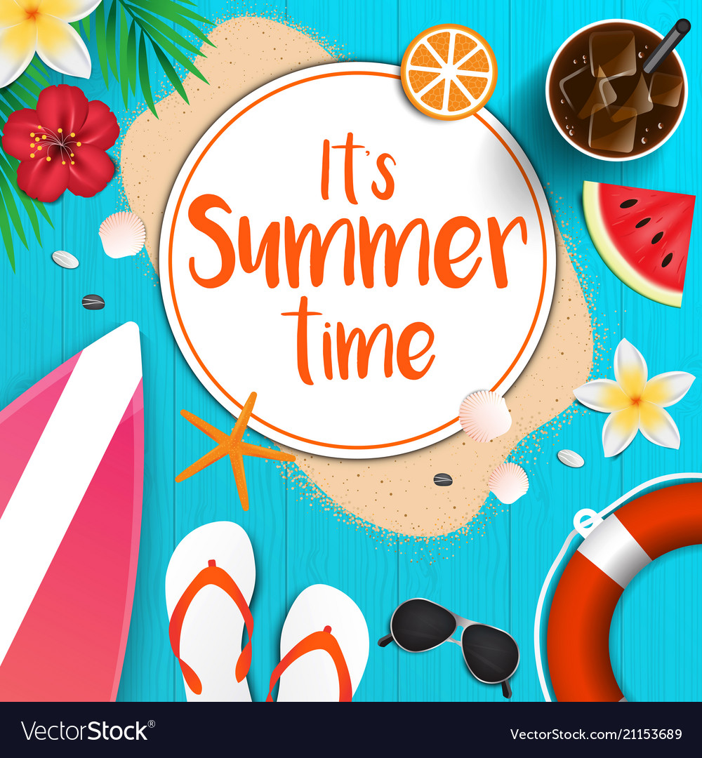 Summer background 2018 5