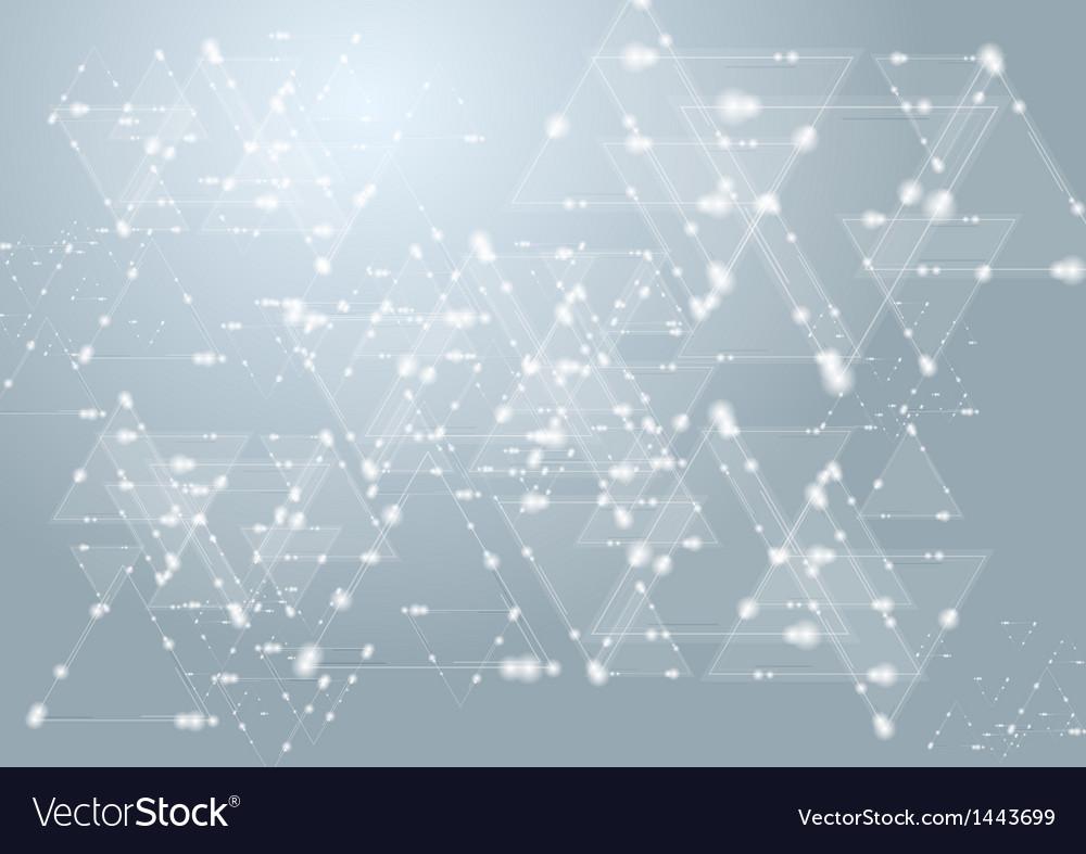 Technology elegant design vector image