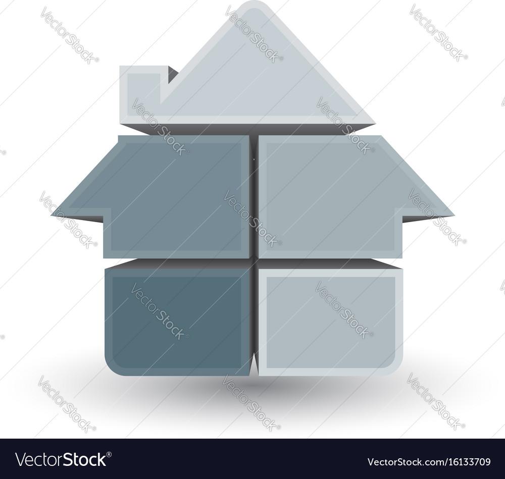 Symbol house design
