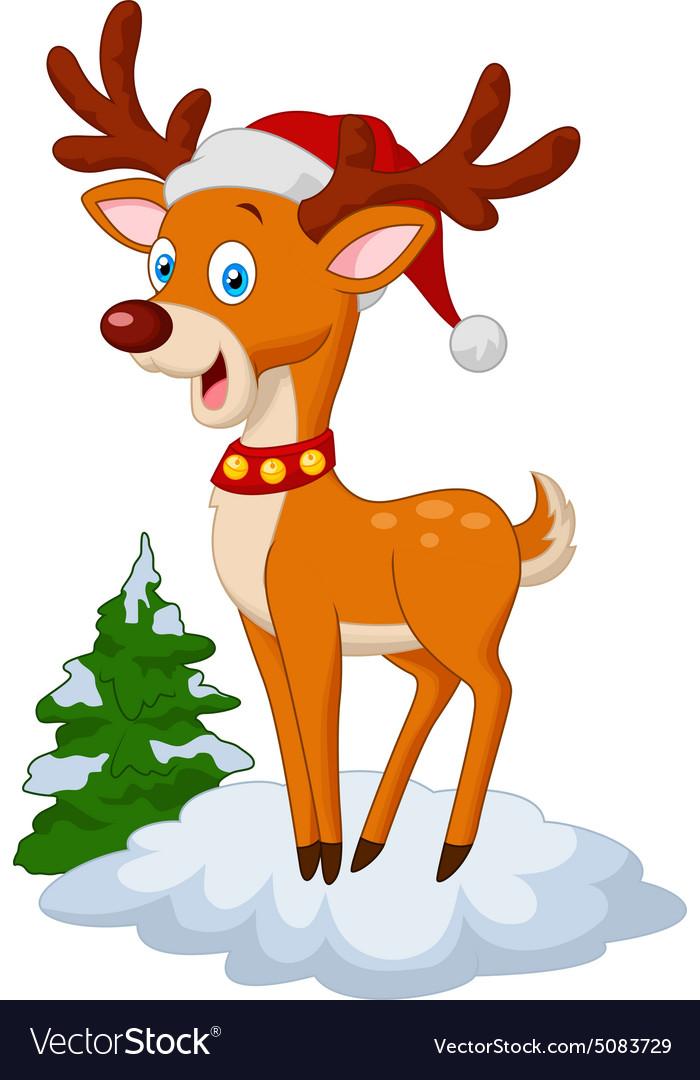 Sweet Christmas deer