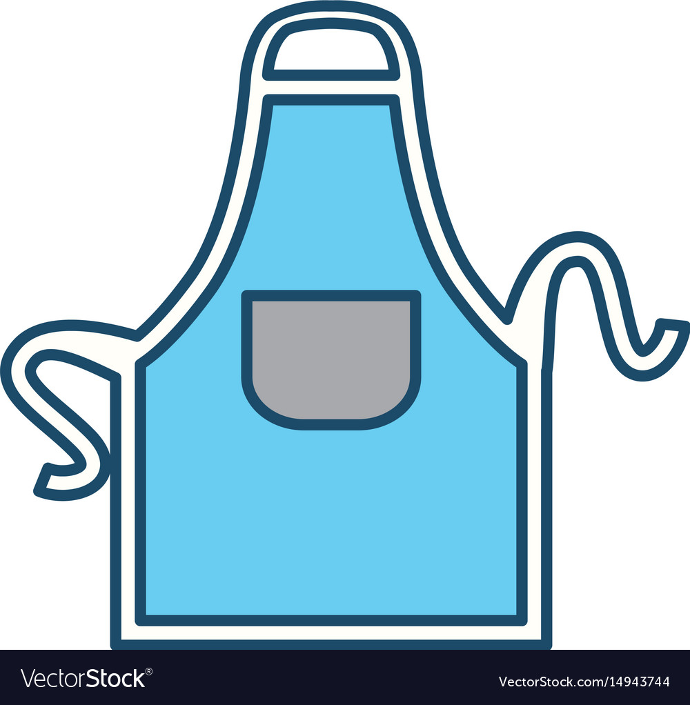 Apron cooking clothes