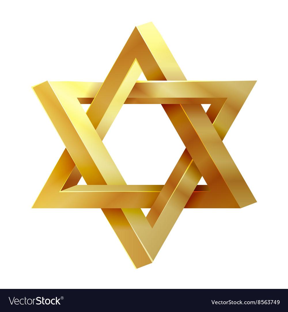 Judaism star Seal of Solomon icon
