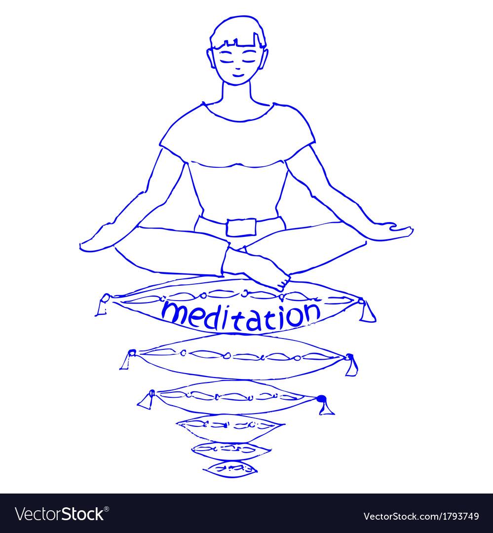 Pleasant meditation