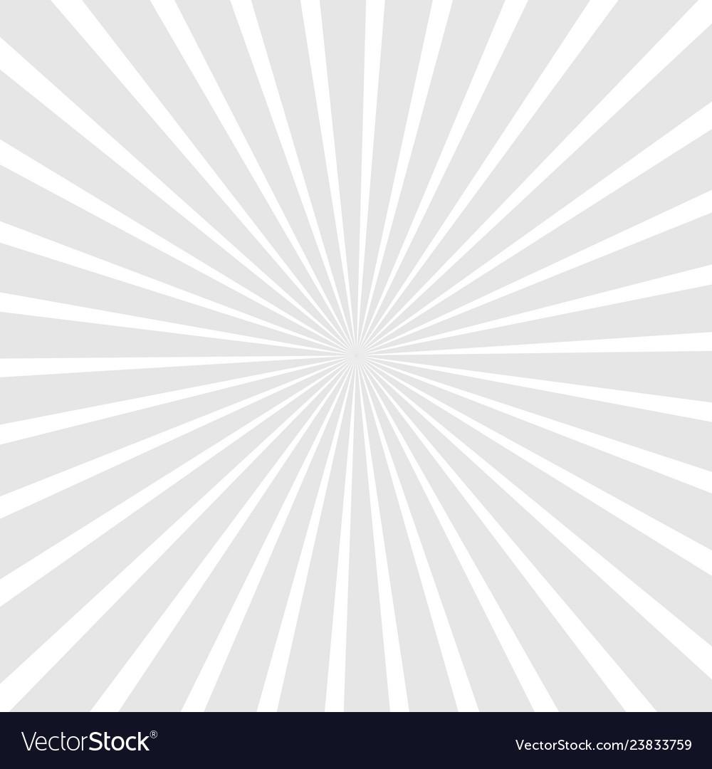 Sunburst starburst background converging lines